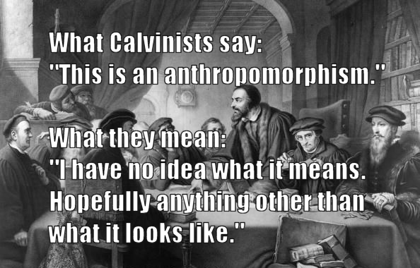 anthropomorphism-calvinism-meaning