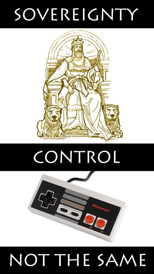 Soviergn Control