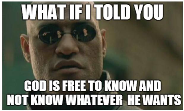 morpheus god is free