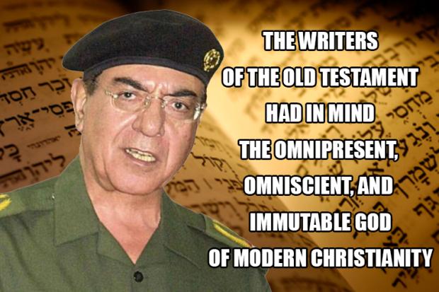 Calvinist Baghdad Bob