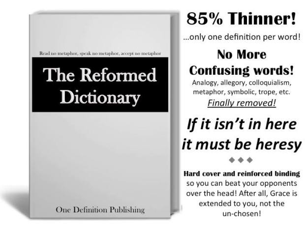 reformed dictionary