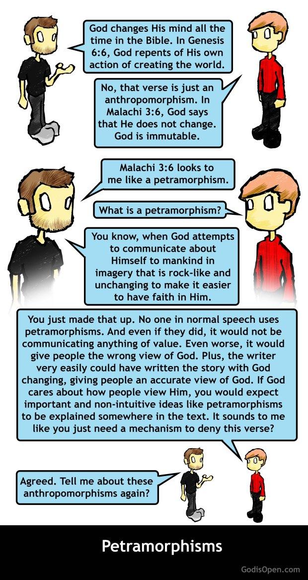 petramorphisms
