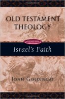 1 Old Testament Theology Israels Faith