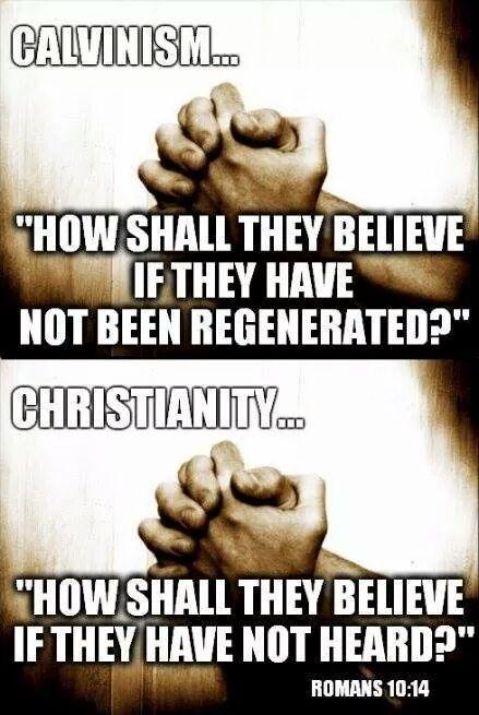 calvinism-v-christianity